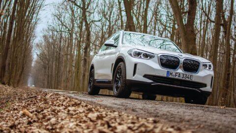 Test Drive: BMW iX3 – În căutarea armoniei