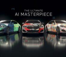 """VIDEO: BMW combină arta şi inteligenţa artificială pentru a crea """"The Ultimate AI Masterpiece"""""""