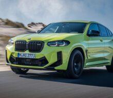 Noile BMW X3 M Competition şi BMW X4 M Competition