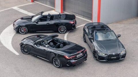 dÄHLer Competition Line oferă pentru noul BMW Seria 4 Cabriolet creșteri de putere controlate prin aplicație de smartphone