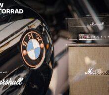 BMW Motorrad şi Marshall anunţă un parteneriat strategic