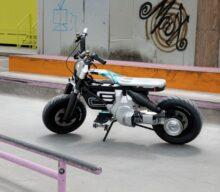 VIDEO: BMW Motorrad Concept CE 02