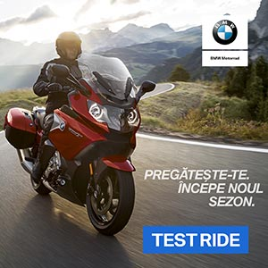 BMW TEST RIDE