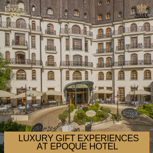 LUXURY GIFT EXPERIENCES AT THE SAVOY