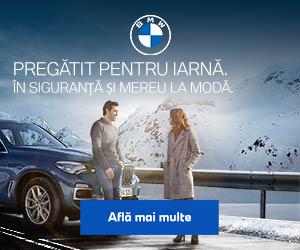 Accesorii BMW Toamna Iarna