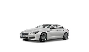 Machetă BMW Seria 6 Gran Coupe