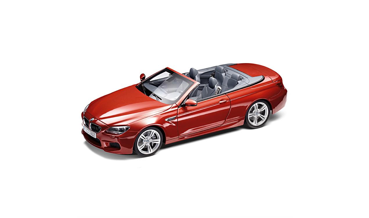 Machetă BMW Seria 6 Cabrio