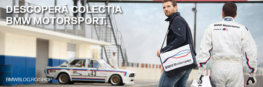 colecția bmw motorsport