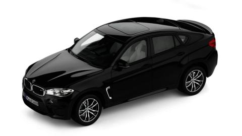 Machetă BMW X6 M (F86)