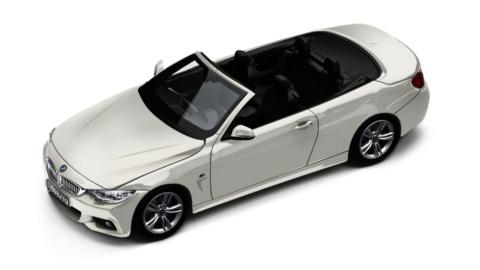 Machetă BMW Seria 4 Convertible (F33)
