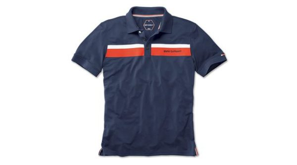 Tricou polo bărbați BMW Golfsport Fashion