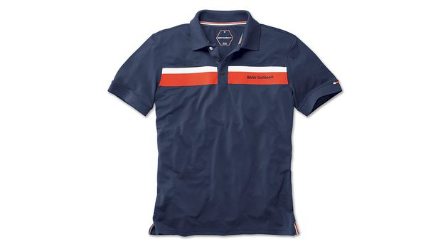 Tricou polo bărbați BMW Golfsport Fashion