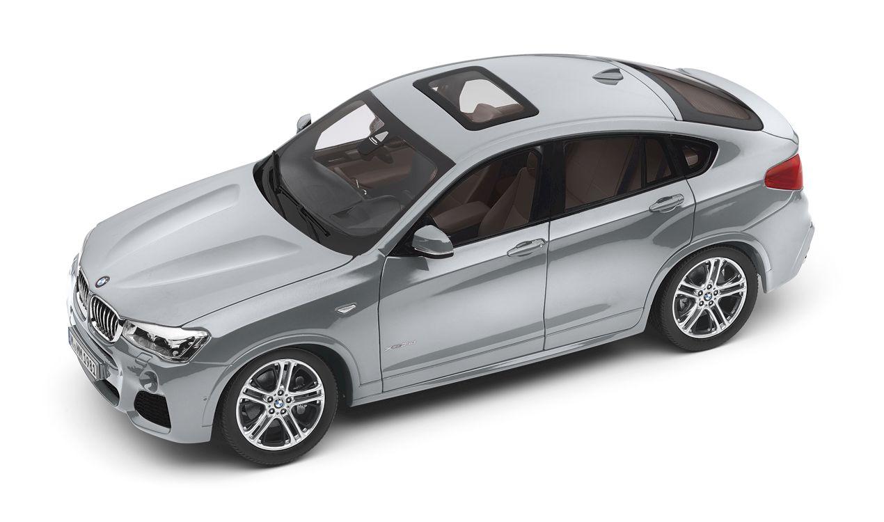 Machetă BMW X4 (F26)