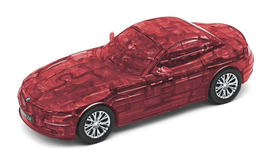 Puzzle 3D BMW Z4