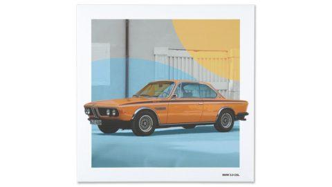 Tablou BMW 3.0 CSL