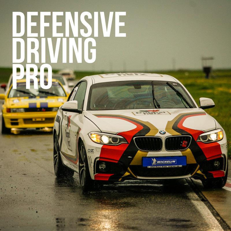 curs de pilotaj defensiv