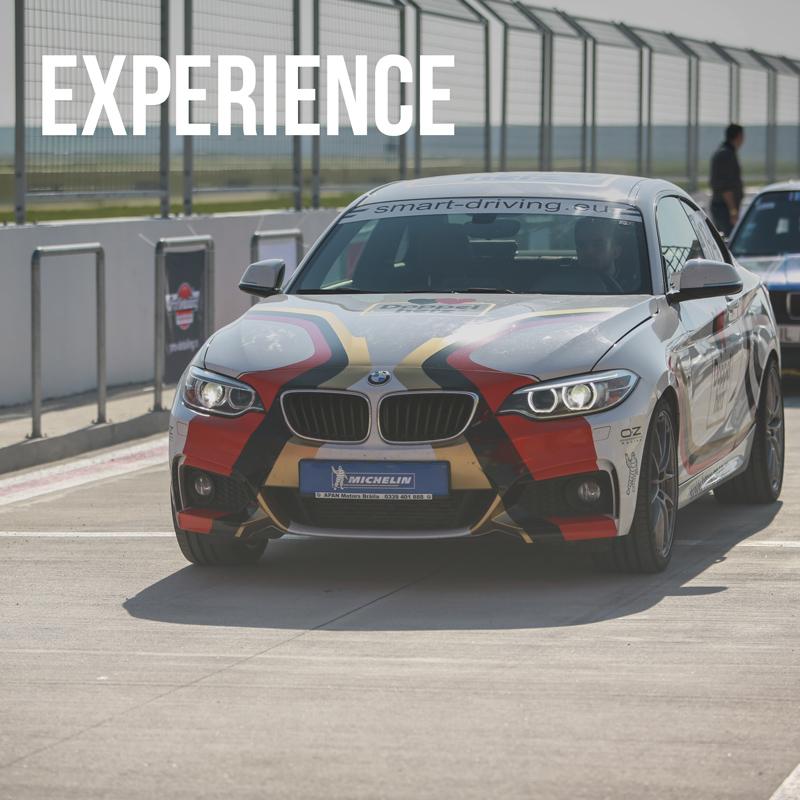 Curs pilotaj BMW Experience