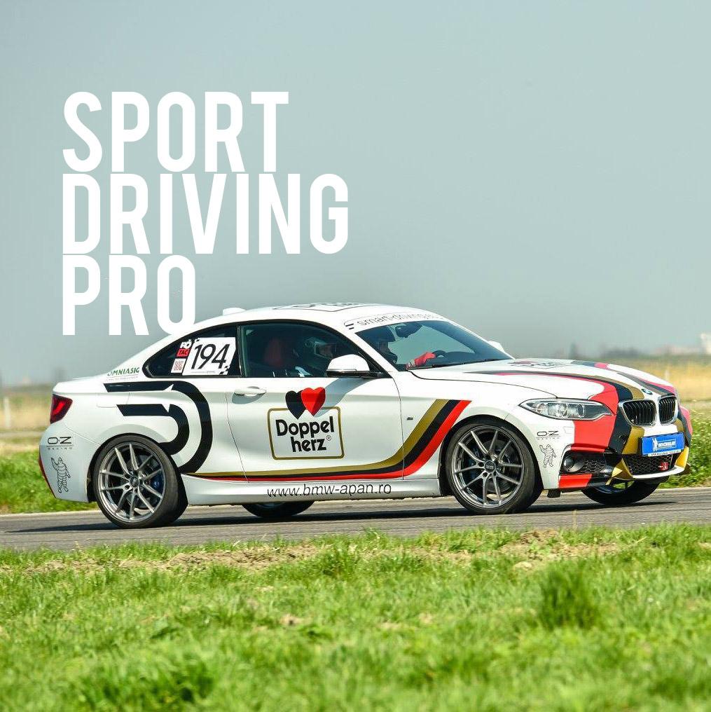 Sport Driving PRO - curs de pilotaj sportiv