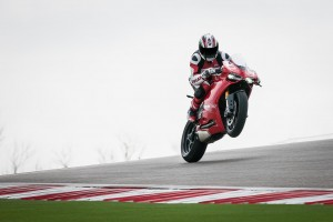 Ducati 1199 Panigale R se lanseaza pe Circuit of the Americas, in Texas