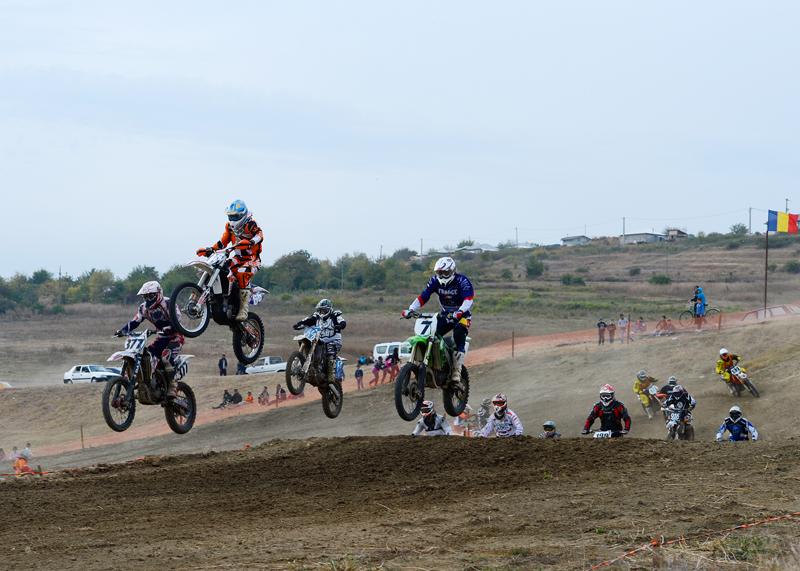 Prima etapa din Motocross Cup are loc pe 27 aprilie, pe circuitul de la Prundu