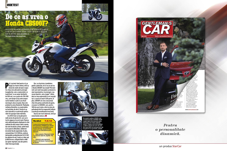 22-23 Honda CB500