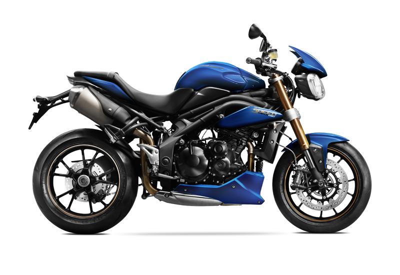 Triumph actualizeaza modelul Speed Triple 1050 pentru 2014
