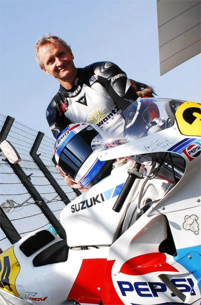 Kevin Schwantz alearga din nou! Va participa la cursa de 8 ore de la Suzuka in acest weekend!