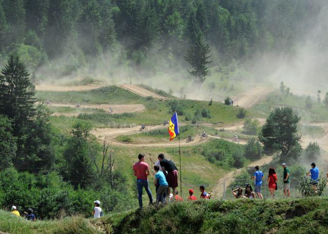 A patra etapa a Motocross Cup are loc sambata, 13 iulie, pe circuitul de la Zarnesti