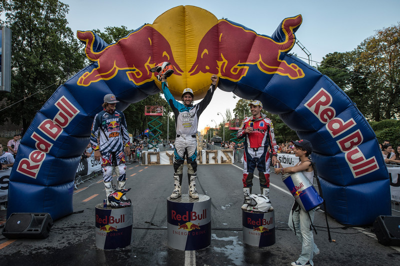 Red Bull Romaniacs: Bolton domina Prologul