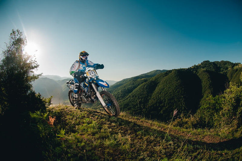 Red Bull Romaniacs: Jarvis ataca in prima zi de off-road