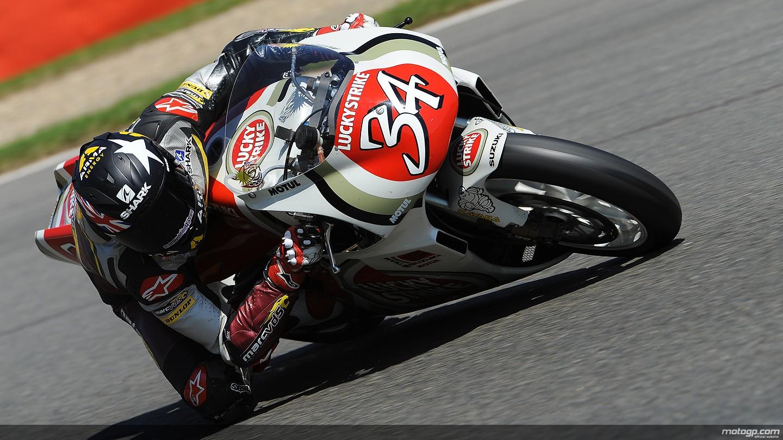Scott Redding a alergat la Spa in saua motocicletei lui Kevin Schwantz