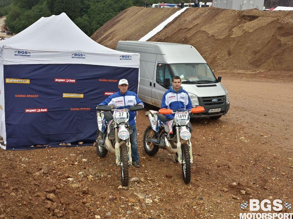 Rezultate foarte bune in calificarile Erzberg Rodeo pentru Ervin Kovacs si Norbert Josza