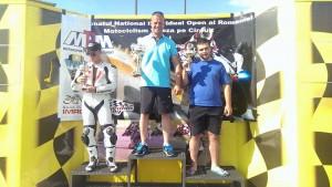 Ionel Pascota, victorios la Supersport in prima etapa a CNI Open de Motociclism Viteza