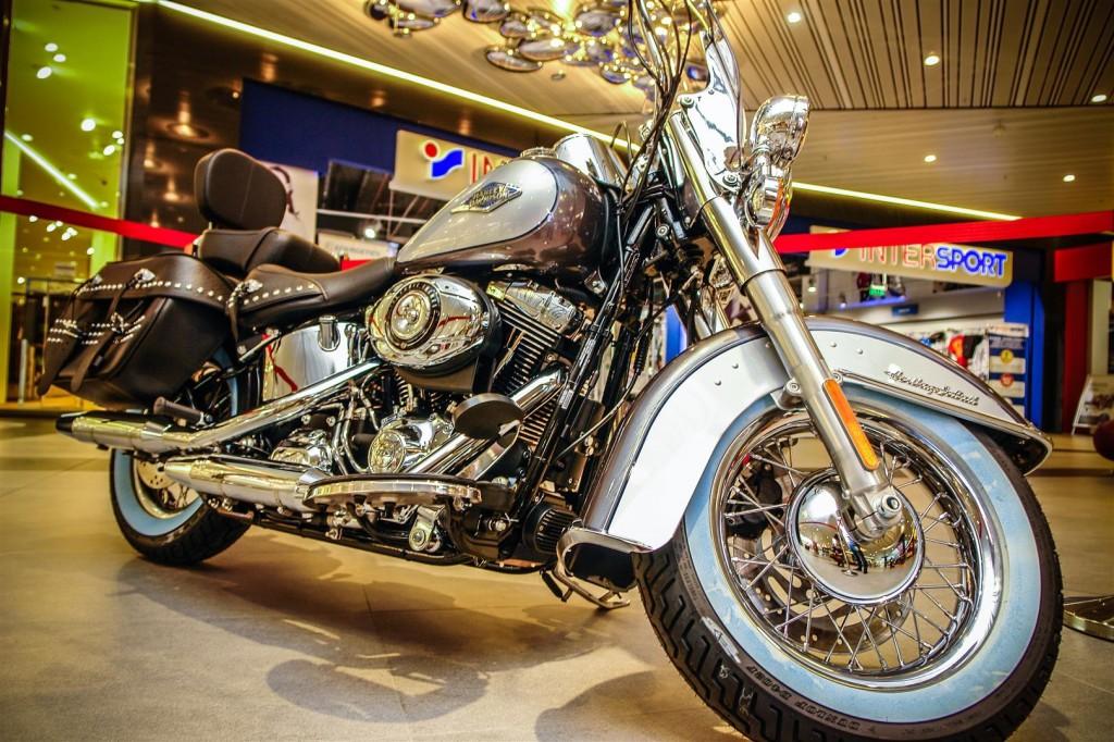 Expozitie Harley-Davidson la Promenada!