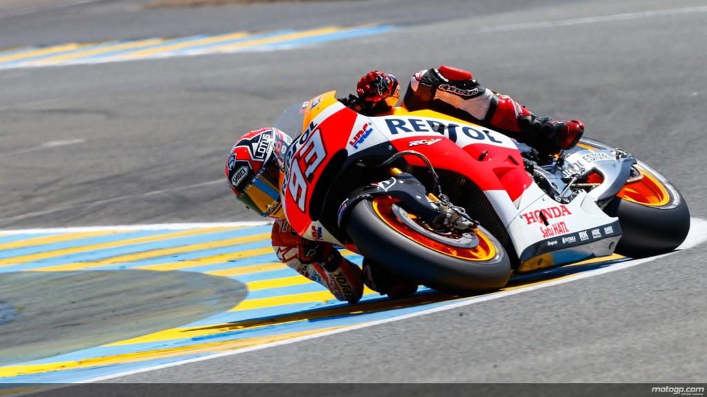 Marquez doboara inca un record, castigand Marele Premiu al Frantei