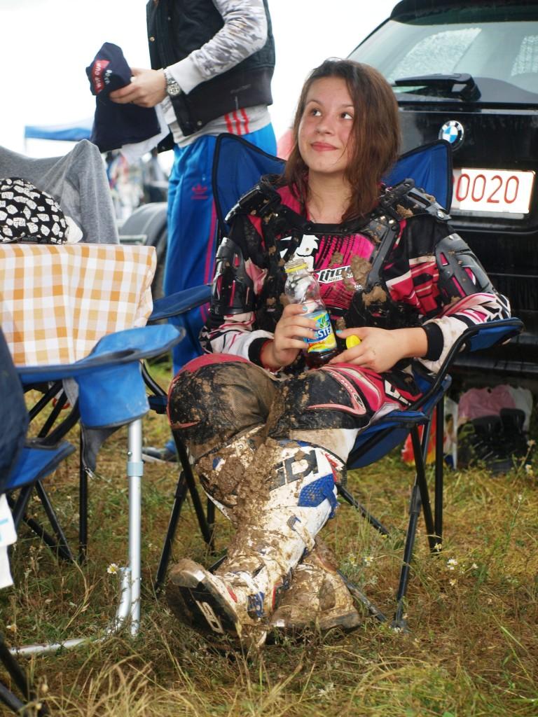 Motocross CUP, etapa II: Fete si forte ale naturii pe circuitul Corsarul Rosu, Bolintin Vale