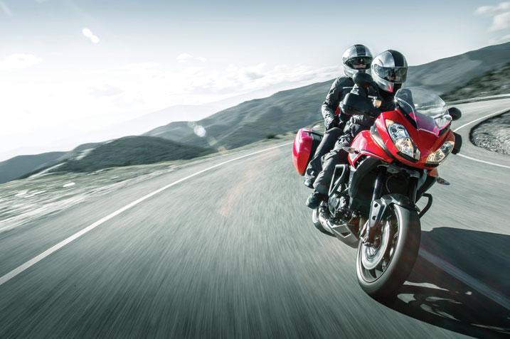 Trei modele Triumph disponibile pentru ride-test in Romania