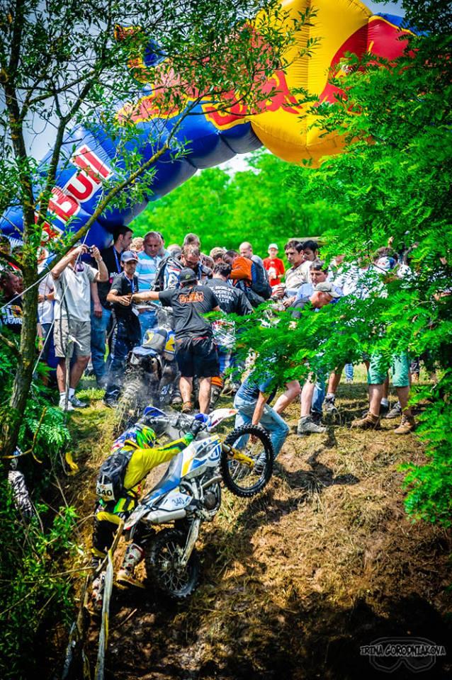 Britanicii domina prima zi in munti la Red Bull Romaniacs