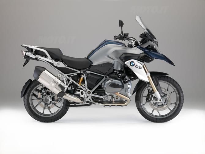 Modificari pentru versiunile 2015 ale lui BMW R 1200 GS si R 1200 GS Adventure