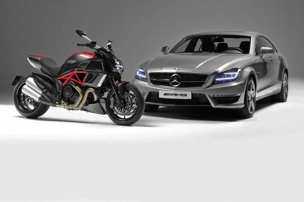Mercedes-AMG ar putea cumpara MV Agusta