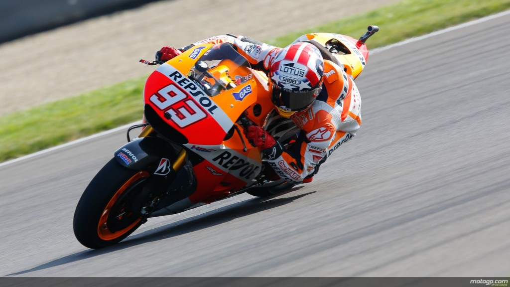 Pole-position pentru Marquez la Indianapolis