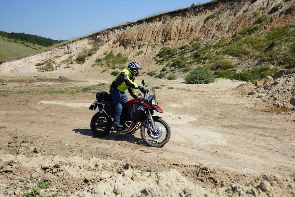 Test BMW F 800 GS Adventure: Creatorul de aventura