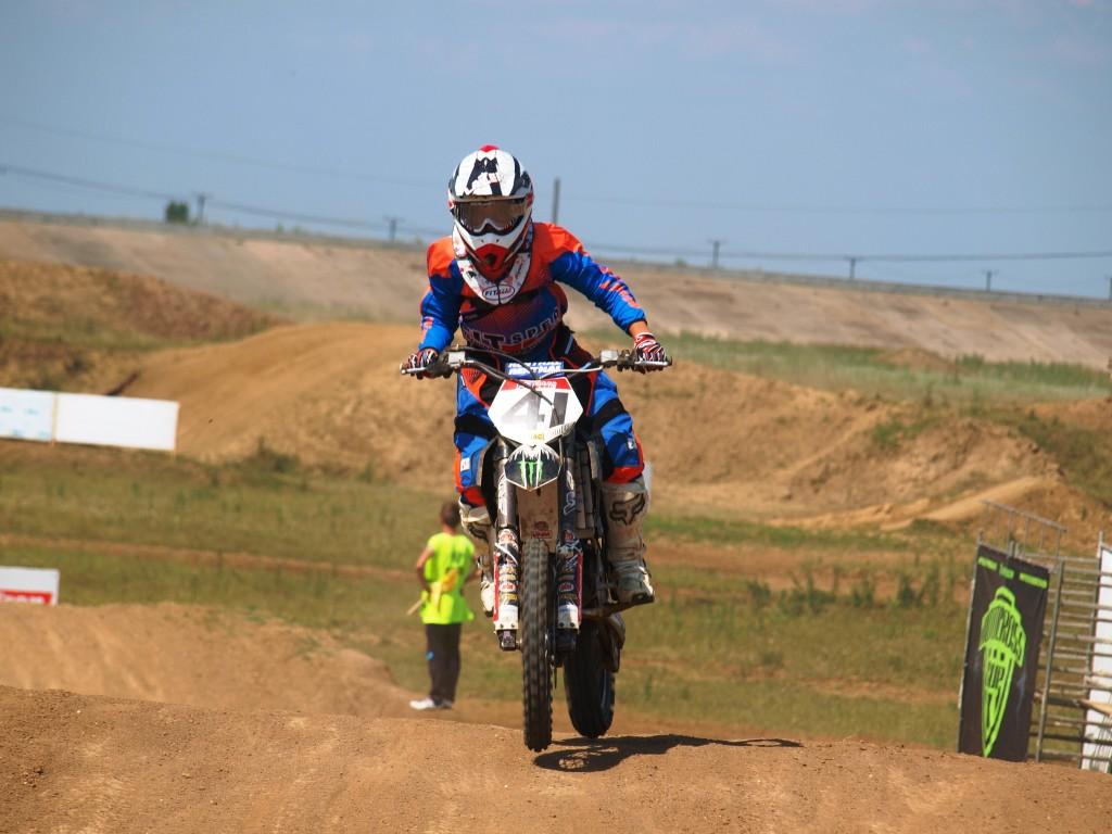 Robert Tompa, pe locul 24 in etapa din Belgia a Mondialului de Juniori la Motocros