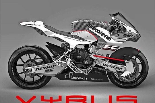 Vyrus va duce sistemul revolutionar de suspensie fata in Moto2