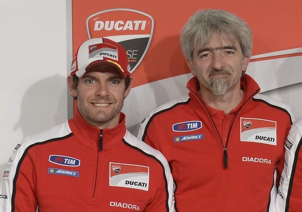 Gigi dall´Igna: ¨Nu am reusit sa il ajut pe Crutchlow sa inteleaga motocicleta Ducati.¨