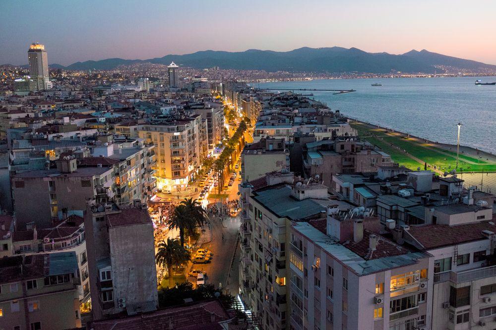 Turism moto - Turcia: La granita dintre lumi