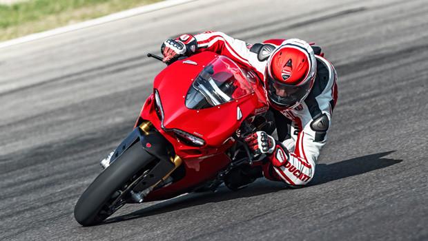 Record pe tur la Mugello pentru noul Ducati 1299 Panigale