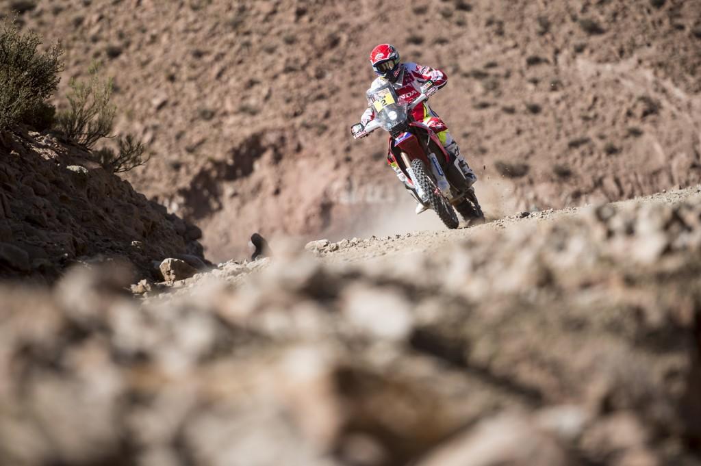 Raliul Dakar, etapa a zecea: Barreda cel mai rapid, Mani continua evolutia buna