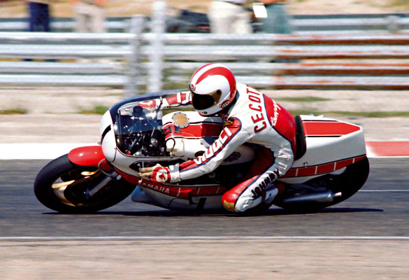 GP SUISSE 1979  Circuit Paul Ricard VEN J.CECOTTO 500cc © photo Stan Perec