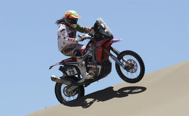 Laia Sanz, printesa Dakarului: